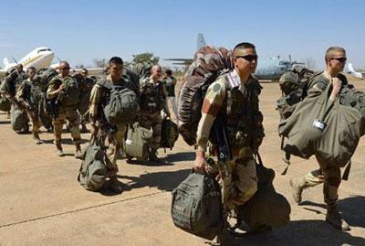 La France développe sa base au Niger  Armee_10