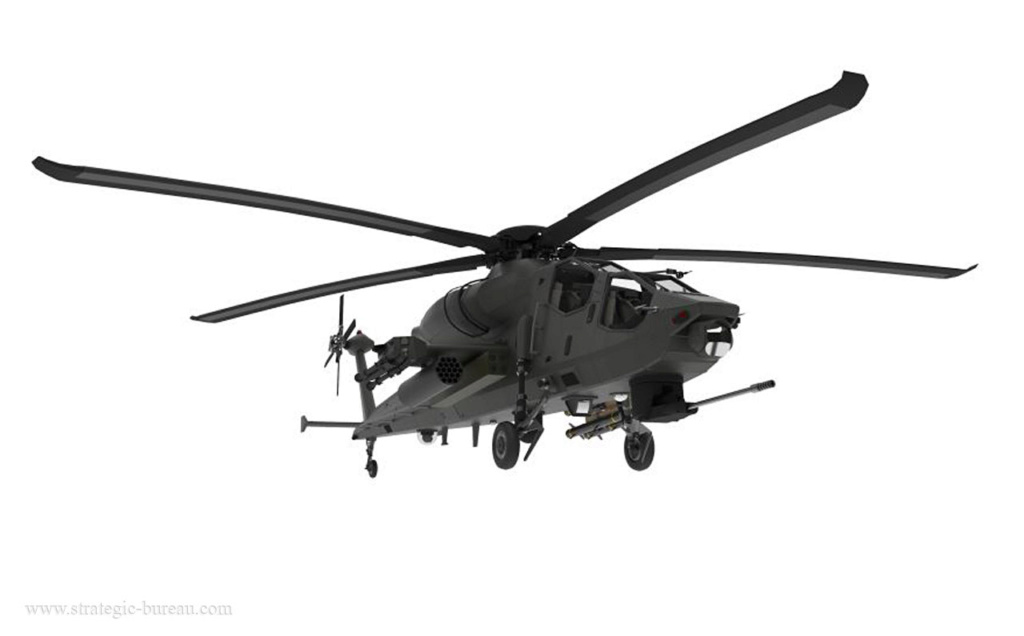 ATAK2 le futur hélicoptère de combat turc Atak-210