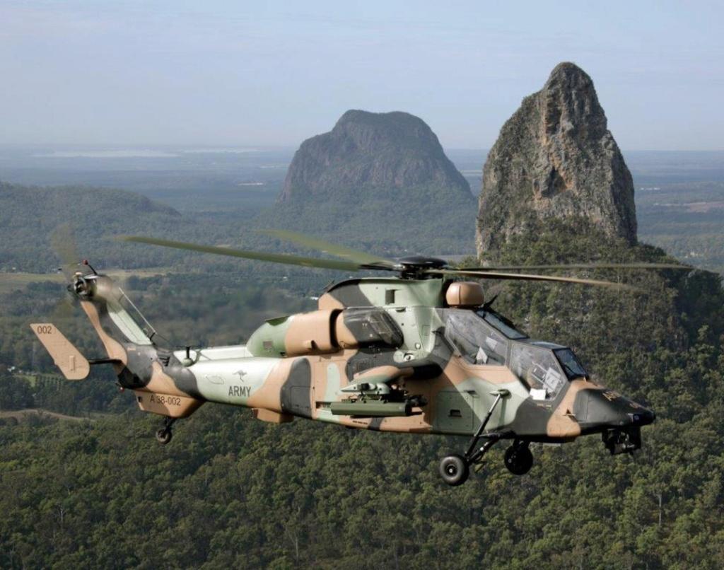 L'Australie veut (déjà) remplacer ses hélicoptères Tigre Austra11