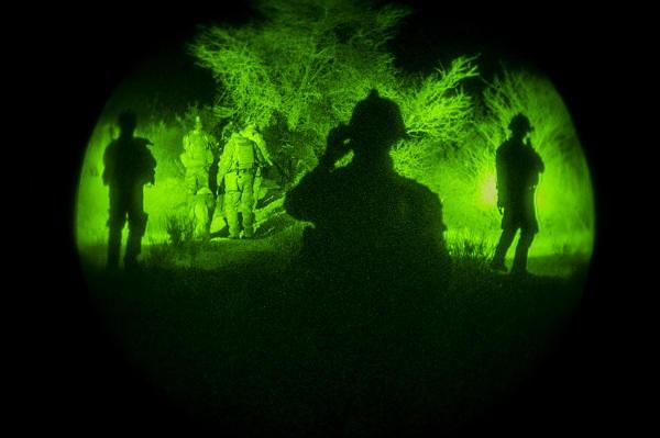 """Une vingtaine de terroristes mise """"hors de combat"""" Barkha13"""