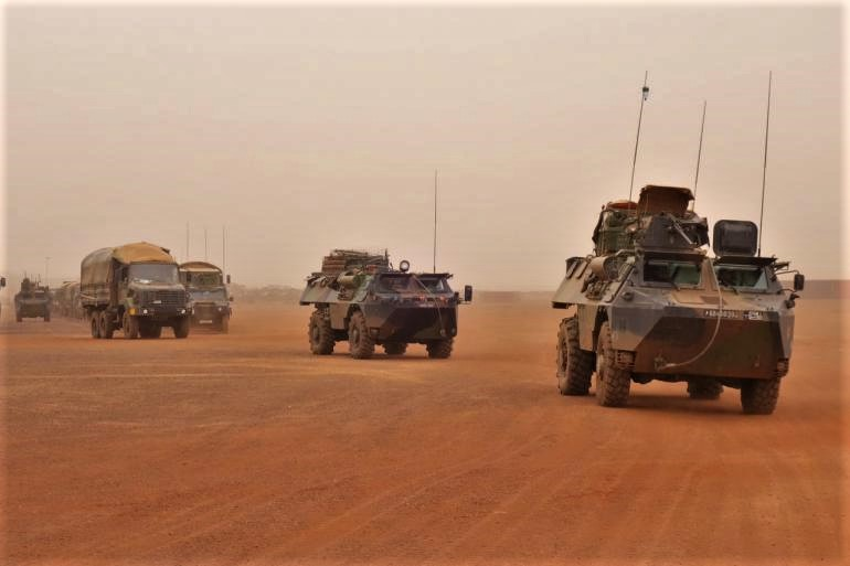 Convoi logistique vers Tombouctou Barkha16