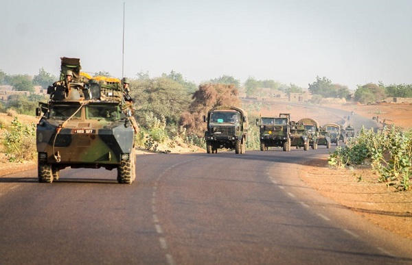 Convoi logistique entre Gao et Niamey Batlog11