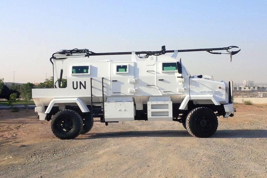 Des Shrek-M, le Buffalo ukrainien, pour le Burkina Faso Burkin10