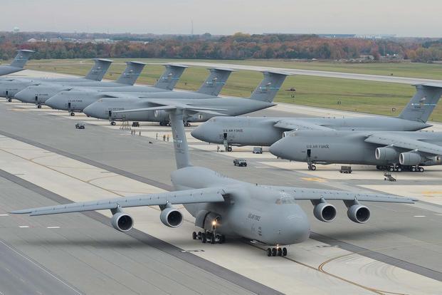 Livraison du 52ème C-5M modernisé à l'US Air Force C5m-ga10