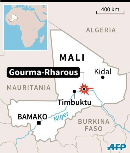 Violents combats impliquant la force du G5 Sahel et Barkhane C97eab10