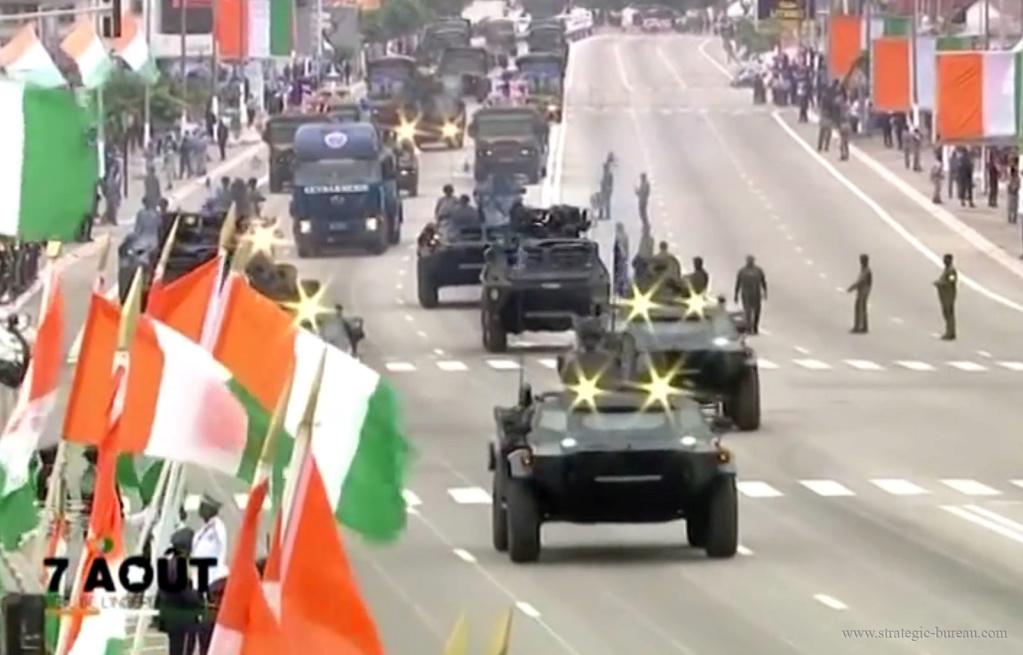 Des véhicules blindés Caïman pour l'armée biélorusse Caiman13