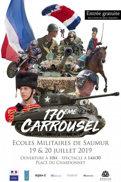 Carrousel de Saumur 19 et 20 juillet 2019 Carrou10