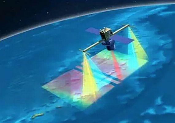 Bientôt un satellite chinois pour détecter les sous-marins ? China_10