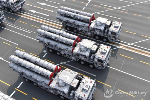 Défilé militaire chinois du 70e anniversaire à Pékin Chine_19