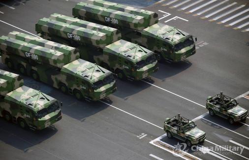 Défilé militaire chinois du 70e anniversaire à Pékin Chine_24