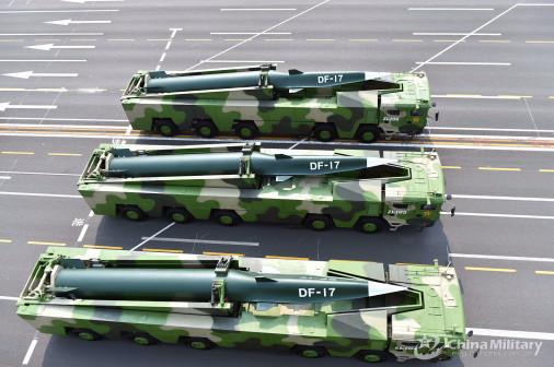 Défilé militaire chinois du 70e anniversaire à Pékin Chine_28