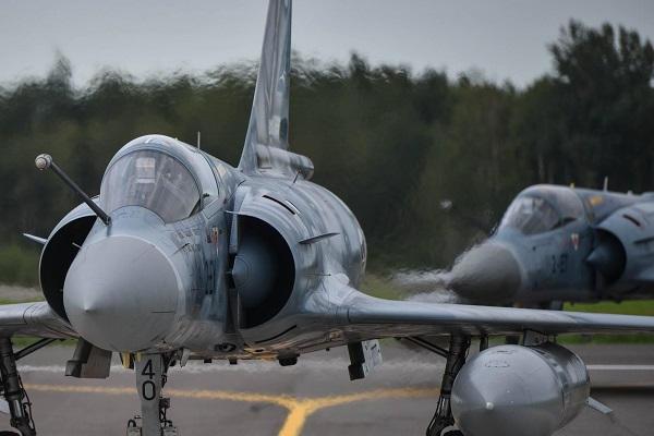 50 soldats estoniens auprès de la France au Mali Cigogn10