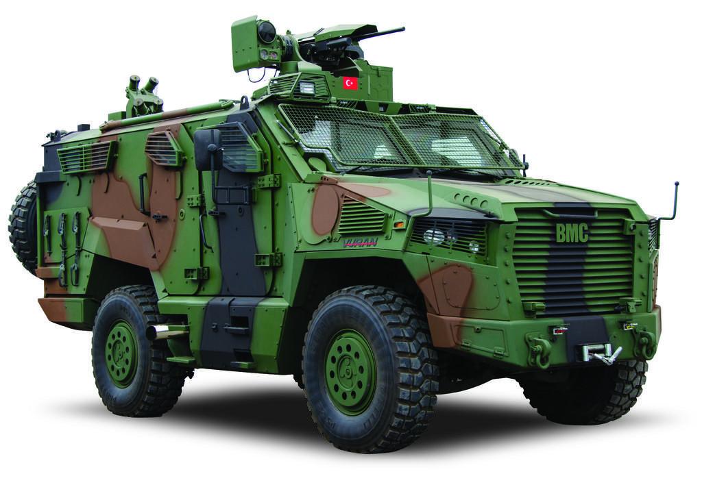 le nouveau blindé « Vuran » pour l'armée turque D0c15610