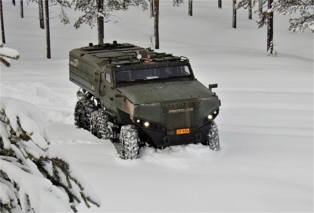 La Finlande teste le PMPV MiSu de Protolab D3x7pw10
