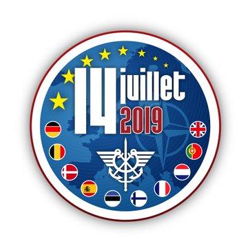 Défilés militaires du 14 juillet 2019 à Paris et les replays D8ydef10