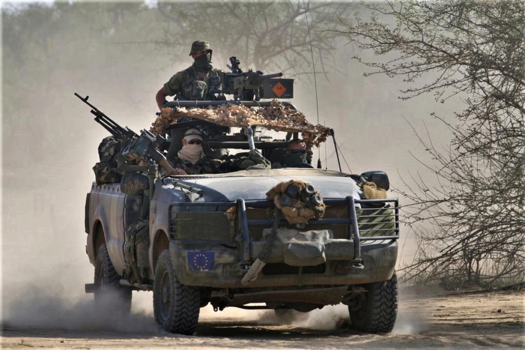 Déploiement au Mali d'une unité de FS irlandaise D8yodh10
