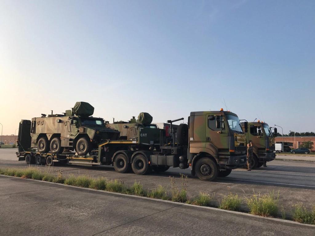 Défilé militaire 2019 de la fête nationale belge 21 juillet D_0x4c10