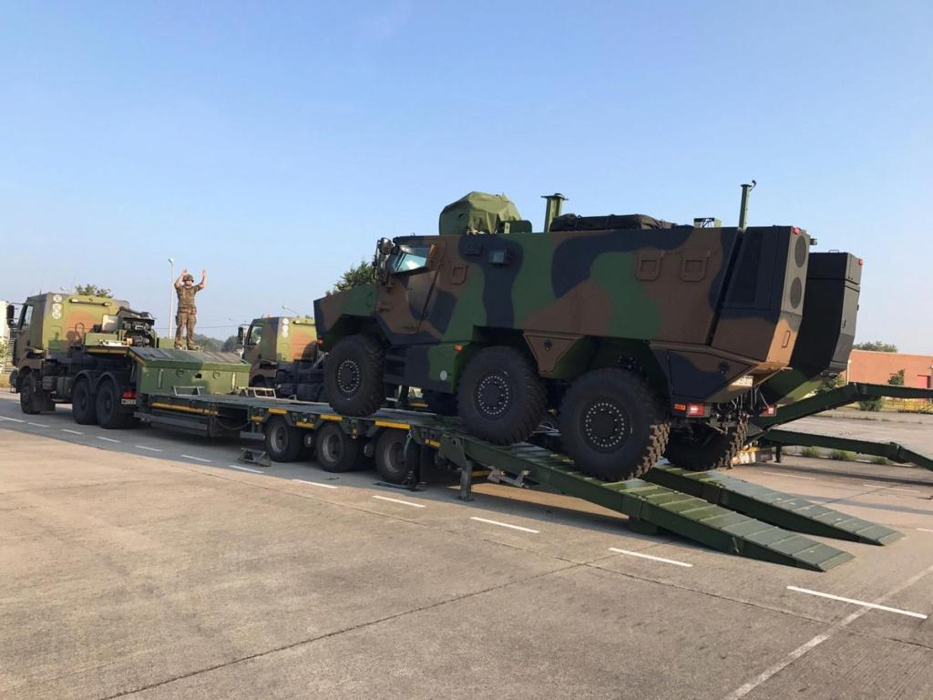 Défilé militaire 2019 de la fête nationale belge 21 juillet D_0x4c11