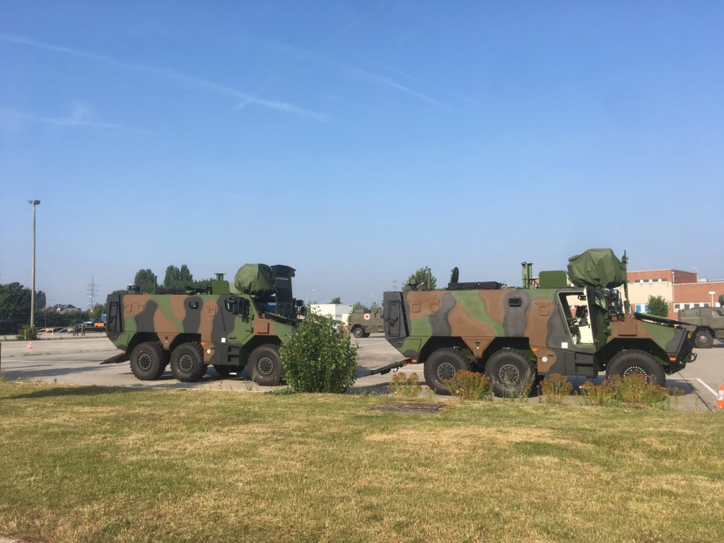 Défilé militaire 2019 de la fête nationale belge 21 juillet D_rcaq10