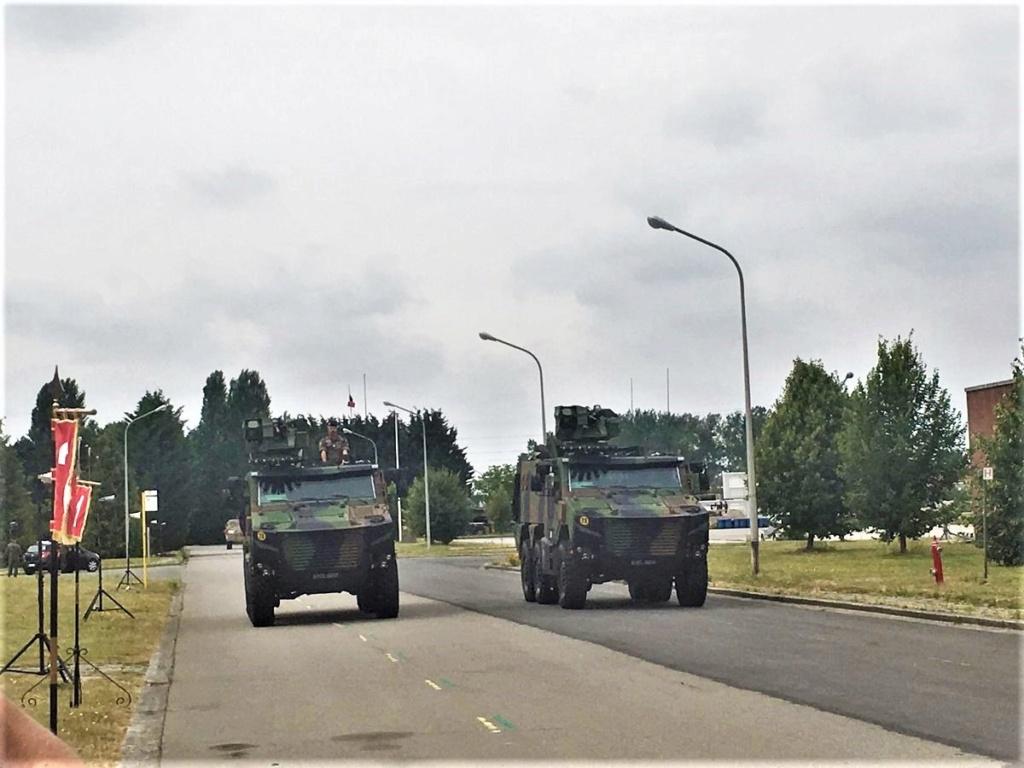 Défilé militaire 2019 de la fête nationale belge 21 juillet D_wic310