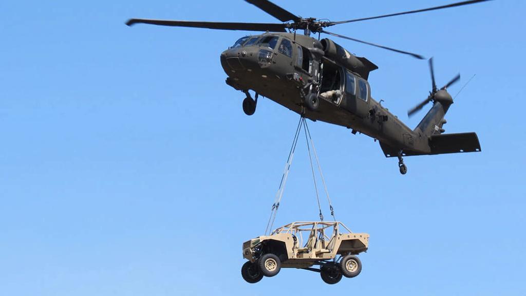 Les Dagor des forces d'opérations spéciales canadiennes Dagor-16