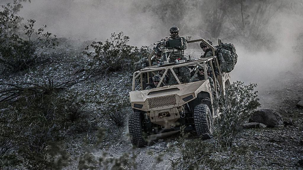 Les Dagor des forces d'opérations spéciales canadiennes Dagor-21