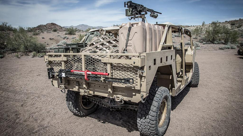 Les Dagor des forces d'opérations spéciales canadiennes Dagor-24