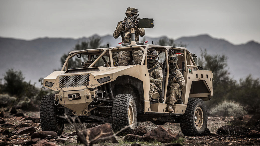 Les Dagor des forces d'opérations spéciales canadiennes Dagor-25