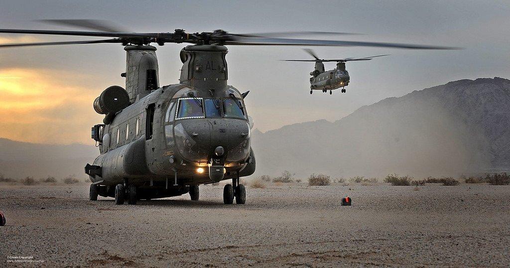 En décembre 2 hélicoptères lourds danois pour Barkhane Dc2h5y10