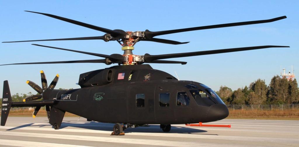 L'hélicoptère SB-1 Defiant a réalisé son premier vol Defian10