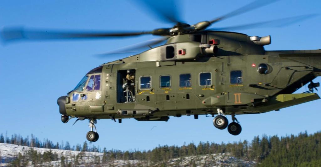 En décembre 2 hélicoptères lourds danois pour Barkhane Denmar11