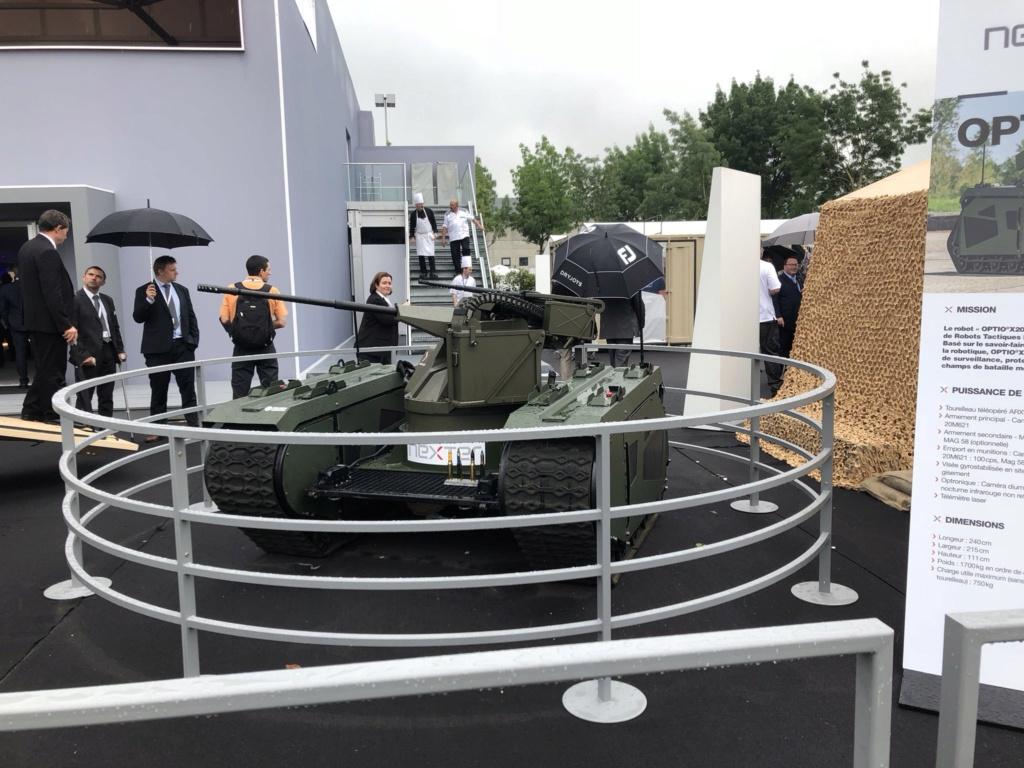 L'unité estonienne va déployer des drones terrestres Dfavmy10