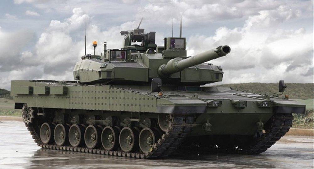 Des chars turcs Altay pour le Qatar Dk3ofb10