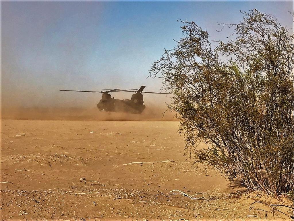 Des hélicos britanniques pour l'opération Barkhane au Sahel Dmlku-16
