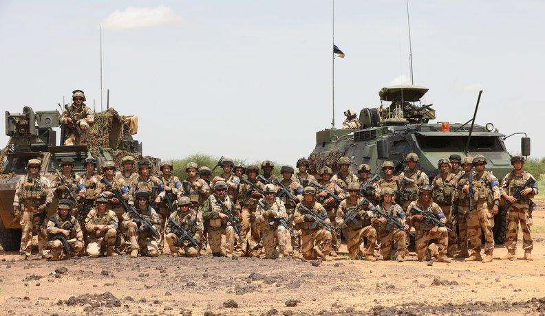 50 soldats estoniens auprès de la France au Mali Dmzgpz10