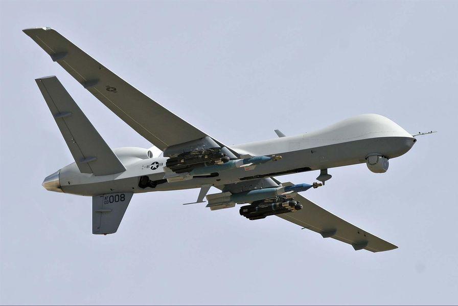 Les micro-drones NX70 sont arrivés à Barkhane Drone-14
