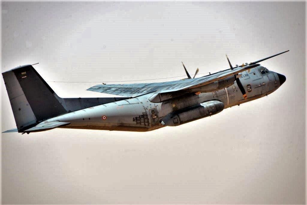 Exercice aéro-terrestre pour la base d'Aguelal au Niger Dsc_5210