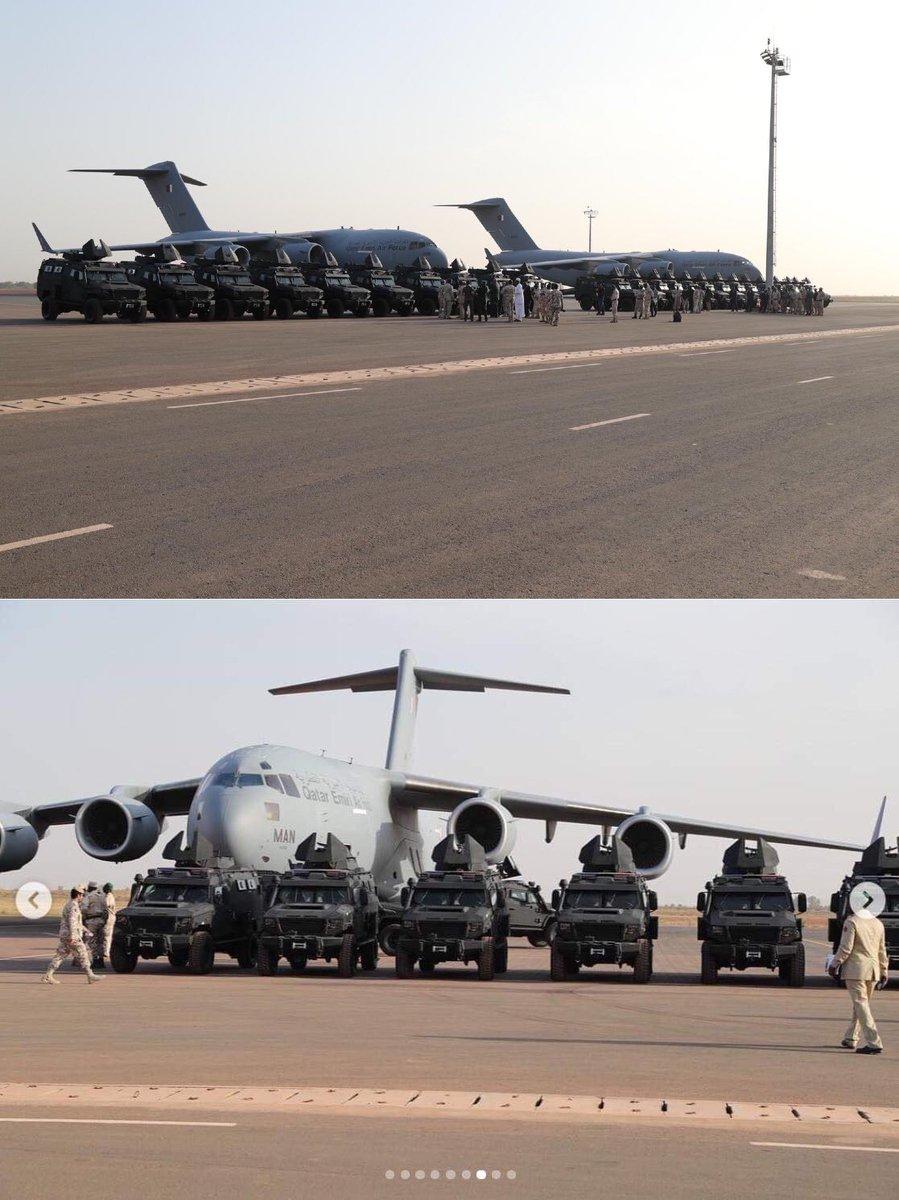 """Le Qatar offre 24 blindés de type """"Storm"""" à l'armée malienne Dvfsiw12"""