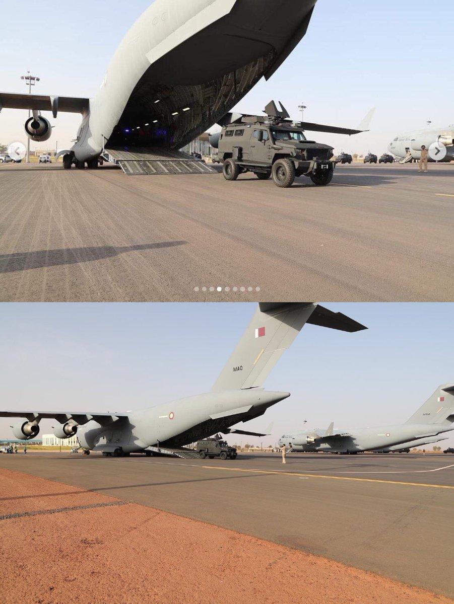 """Le Qatar offre 24 blindés de type """"Storm"""" à l'armée malienne Dvfsiw13"""