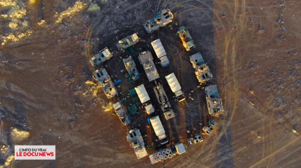 Dispositif défensif pour un bivouac dans le désert Dwy4rq10