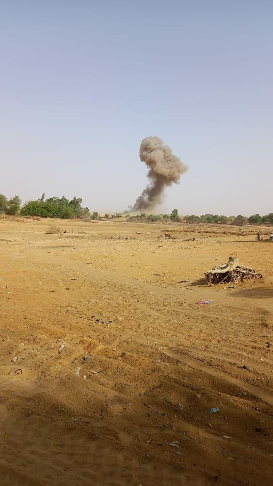 Attaque à la voiture piégée ou suicide sur Barkhane (MàJ) E4z93w10