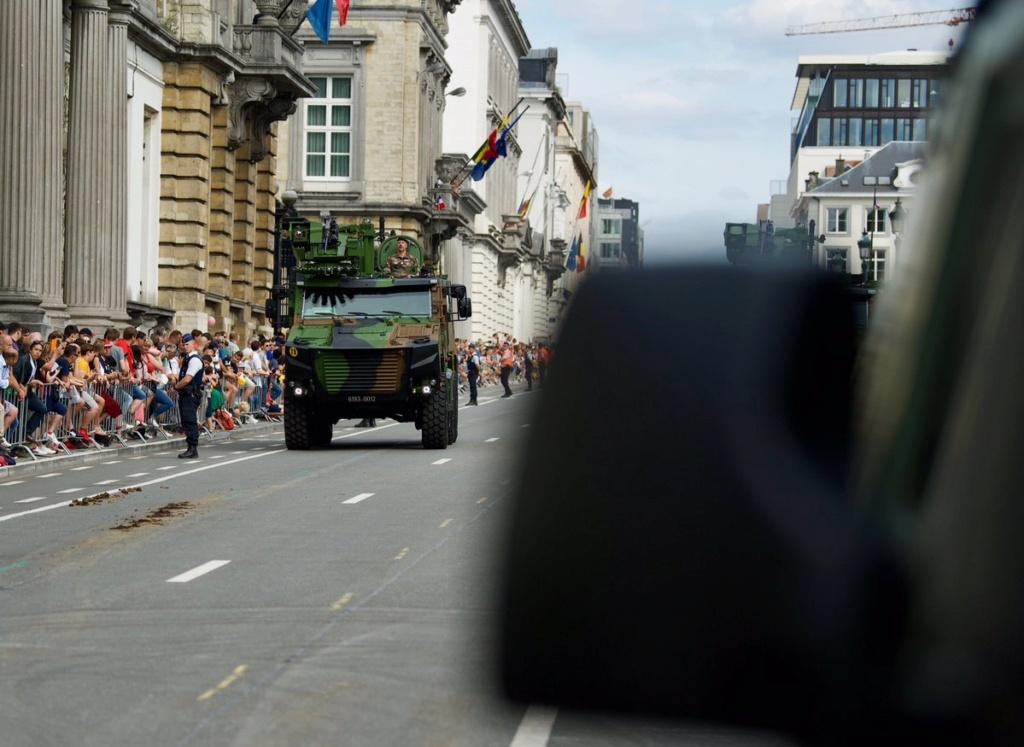 Défilé militaire 2019 de la fête nationale belge 21 juillet Eabsgz13