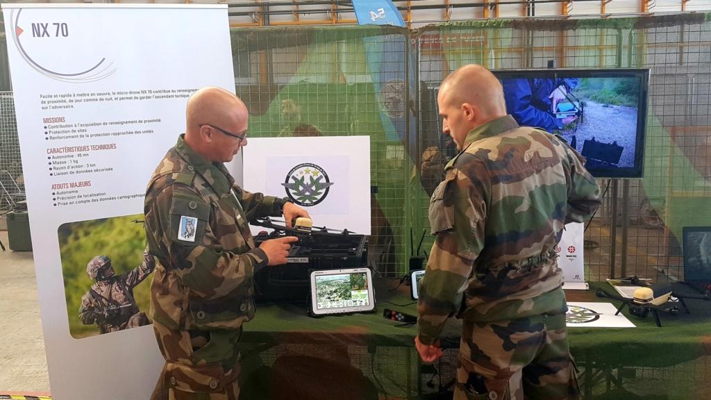 Université d'été de la Défense 2019 à Avord Eep8un10