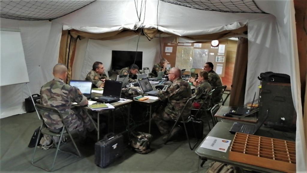 Université d'été de la Défense 2019 à Avord Eeqd9m11