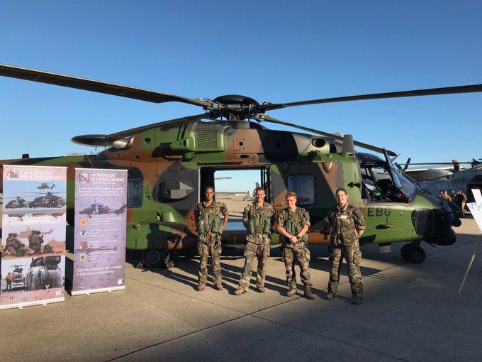 Université d'été de la Défense 2019 à Avord Eerwdt10