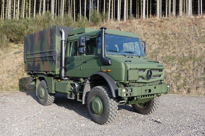 De nouveaux camions pour l'armée finlandaise Eevulu10
