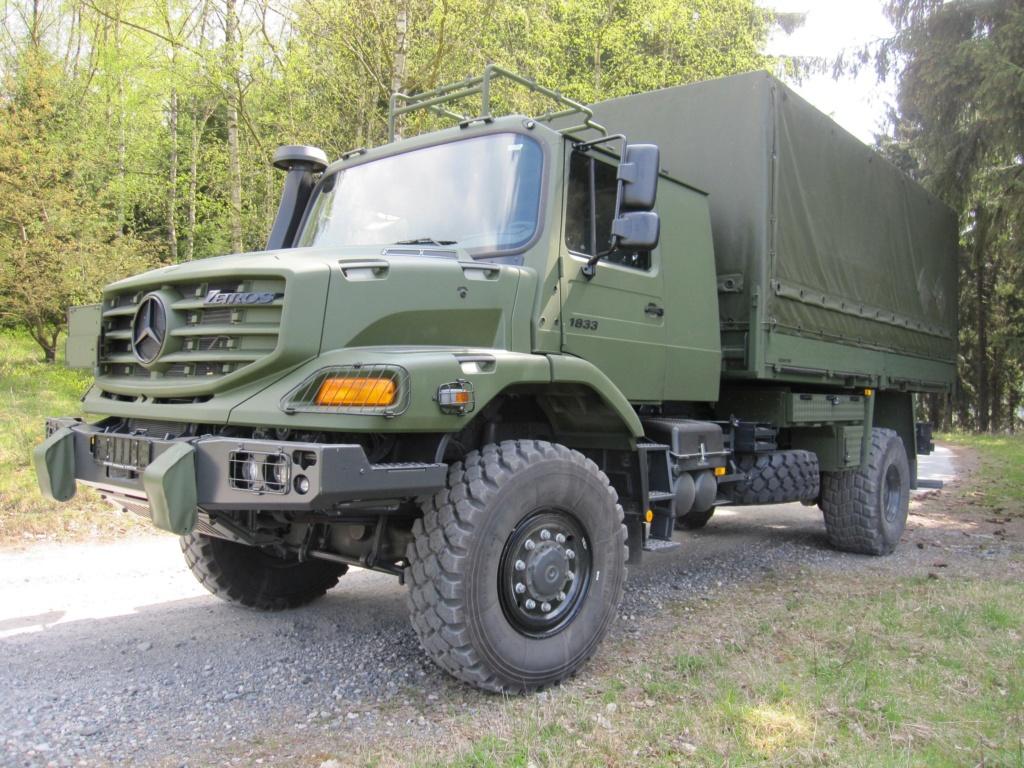 De nouveaux camions pour l'armée finlandaise Eevuod10