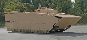 Projet de véhicule blindé de combat d'infanterie amphibie US Efvc1_10