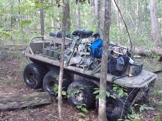 "Des ""mules"" General Dynamics pour l'US Army Eidaab10"