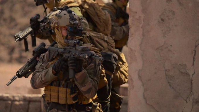 Des forces spéciales européennes pour « Takuba »  Eira8g10